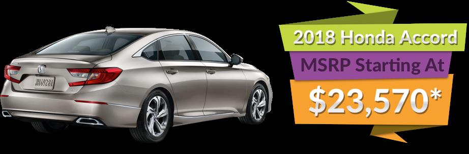 Shop the allnew 2018 Honda Accord at RiverTown Honda
