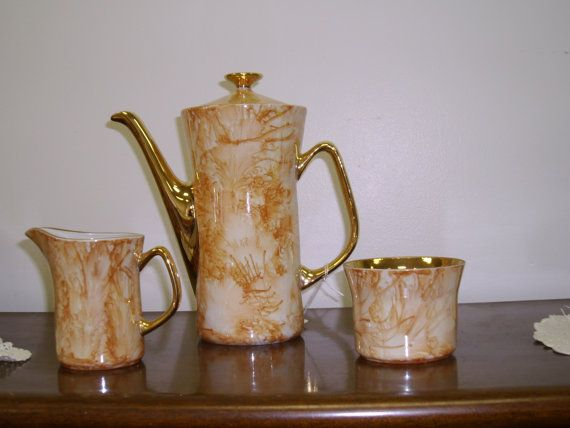 Wloclawek Porcelana Coffee Pot Tea Pots Porcelain