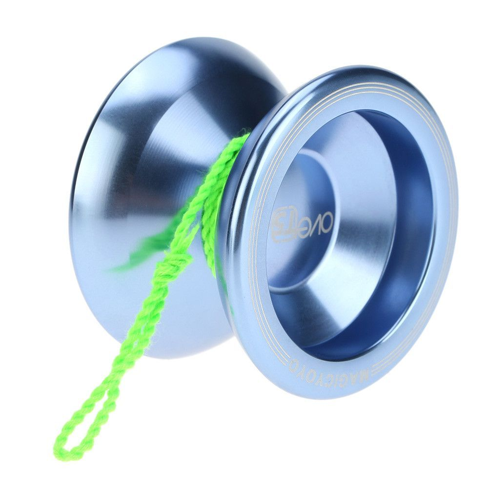 Toys for kids 8 and up   Colors Magic Yoyo T Overlord Aluminum Alloy Metal Yoyo