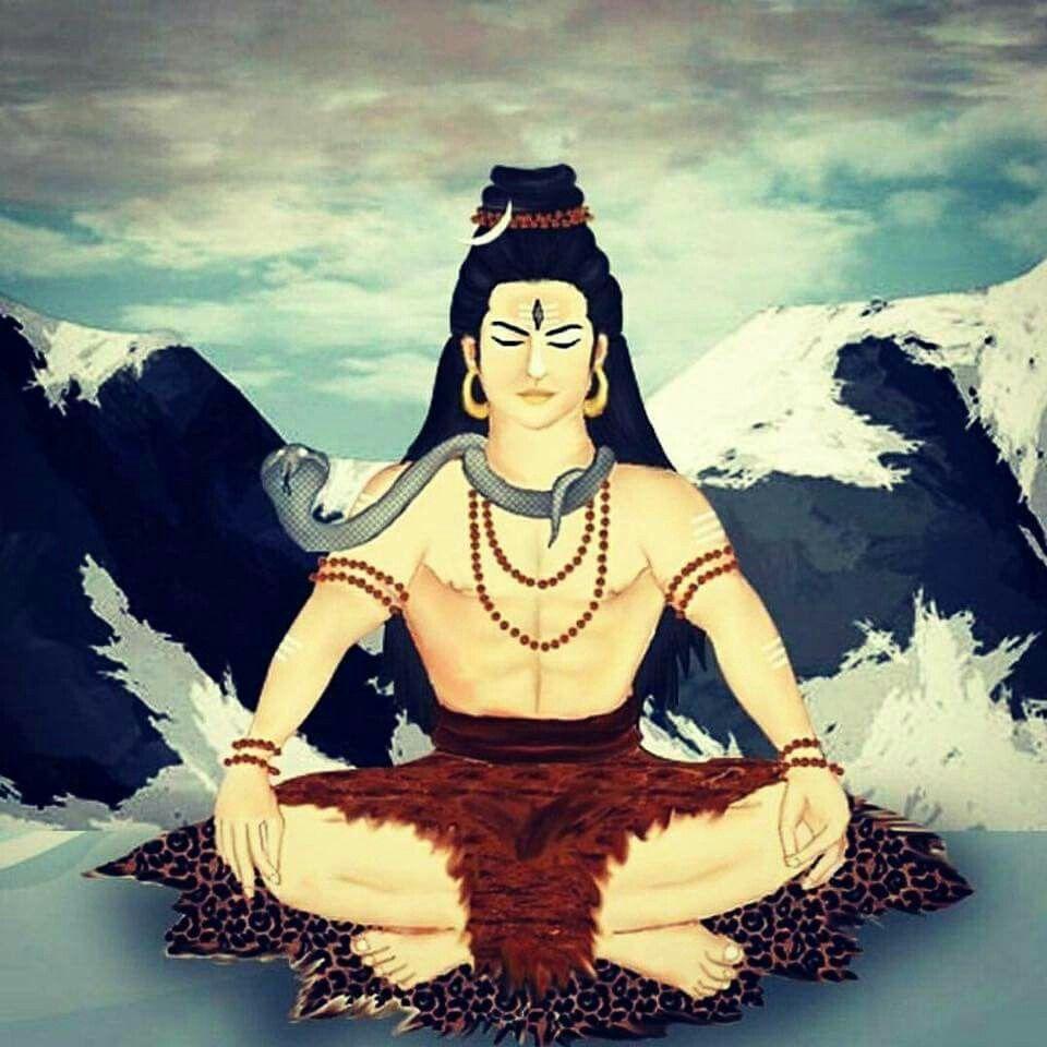 Pin By Sneha On God Shiva With Images Lord Shiva Shiva Yoga Shiva Shakti