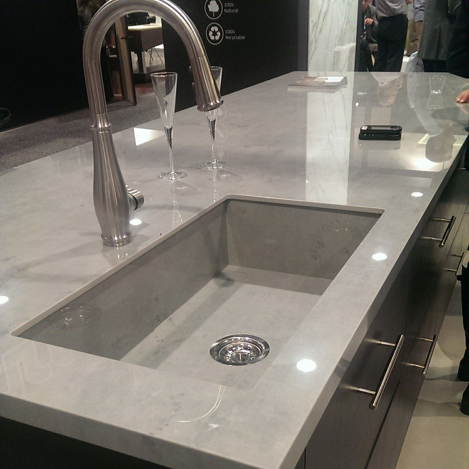 Another Beautiful Done With Beton In Polished Finish! Visit Us In Booth (Las  Vegas).