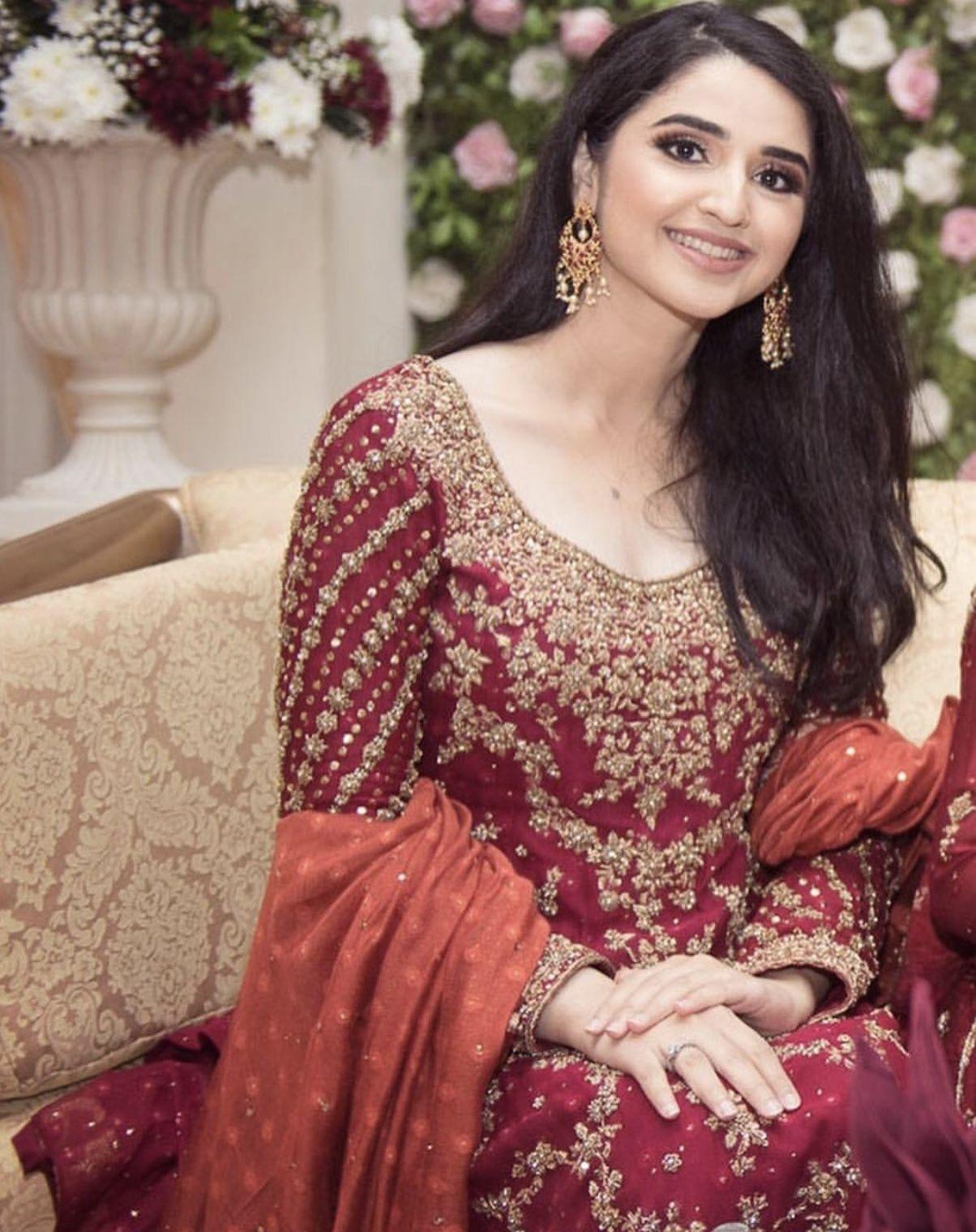 Grooms sister barat dress with images pakistani bridal
