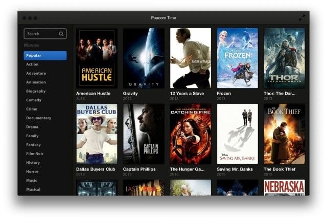 This Free Mac App Is Like Netflix For Streaming Torrents Things To
