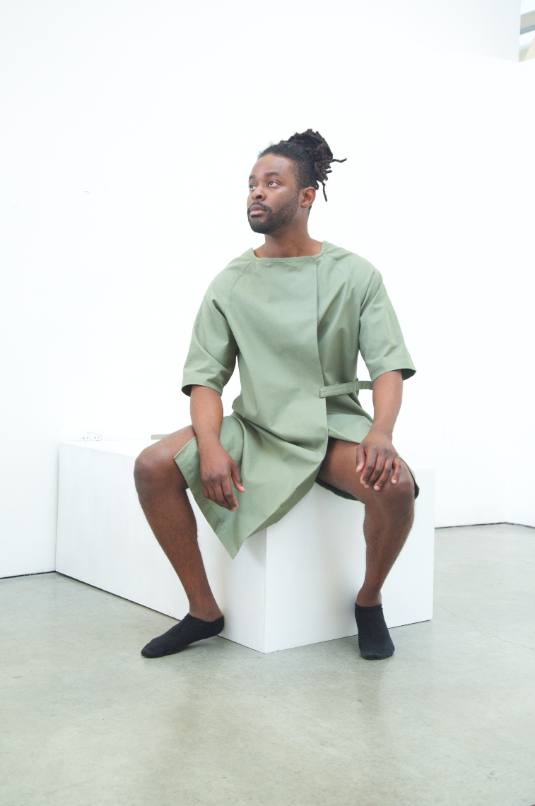 0927241d82d Reader Submitted: A Practical High Fashion Update to the Traditional  Hospital Gown
