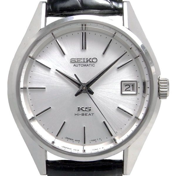 0e6c71a0fe2 Manufacturer: KING SEIKO. * Please check with your country's customs office  to determine what these additional costs will be prior to bidding/buying.