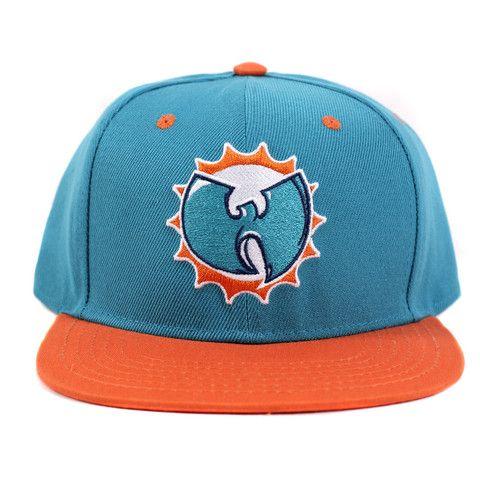 ... best price wutang brand ltd wu miami snapback in aqua shop wutang clan snapback  hats online 293d7074b