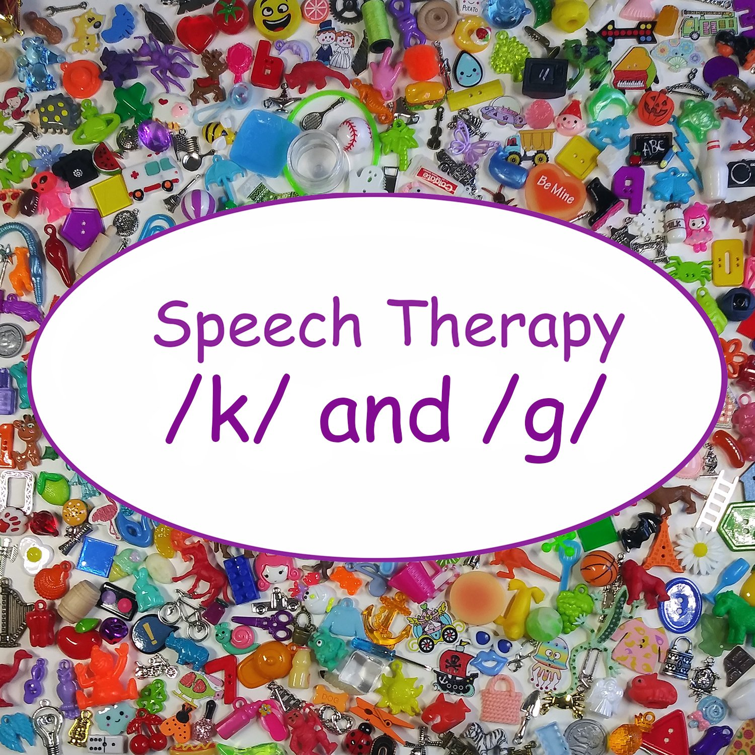 Speech Therapy Trinkets