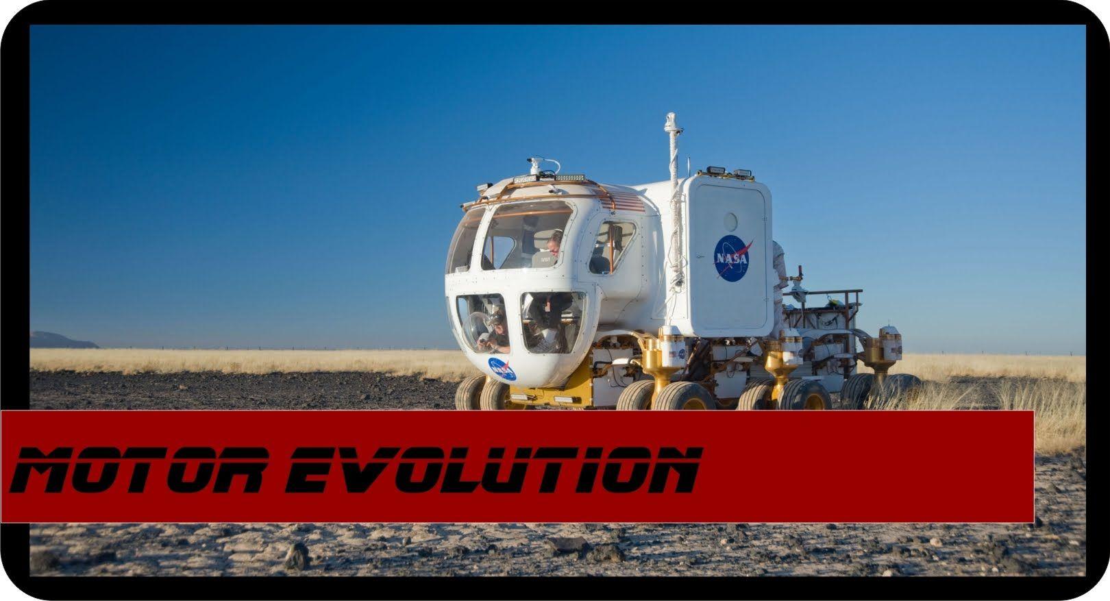 La NASA prepara el primer vehículo tripulado que pisará Marte | Motor Ev...