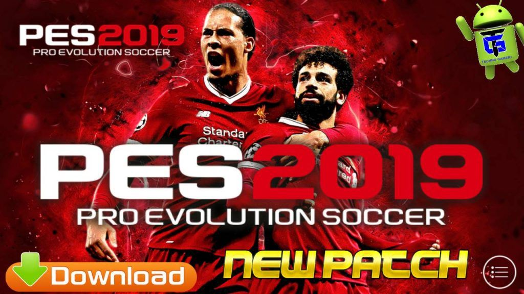 New Patch PES 2019 Mobile Mod Liverpool Download | À acheter