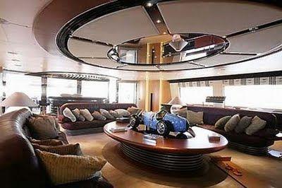 Perini Navi Maltese Falcon Yacht Interior Maltese Falcon Yacht