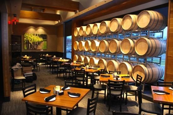 Coopers Hawk Winery Restaurant In Short Pump Henrico The Good