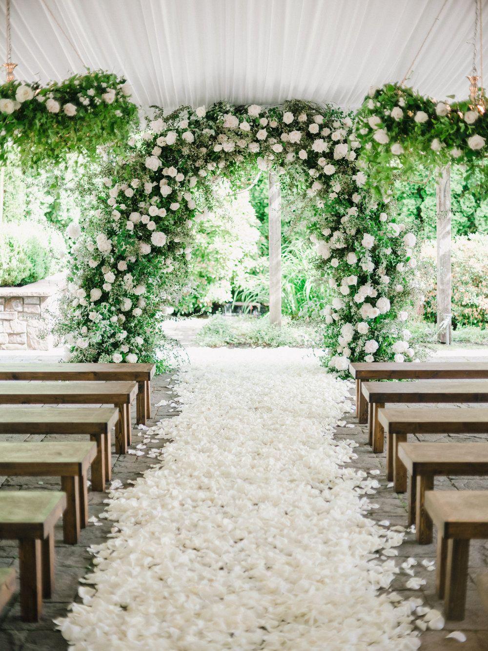 Romantic Sinclair & Moore Wedding at DeLille Cellars near