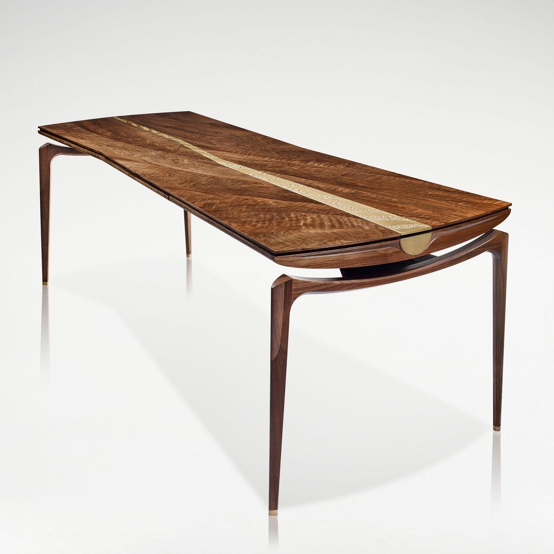 Linley Bespoke Design Furniture Fullbeck Desk Luxury Gifts Homeware Furniture Interior Design Bespoke Dizajn Stola Mebel Dizajn [ 1500 x 1500 Pixel ]