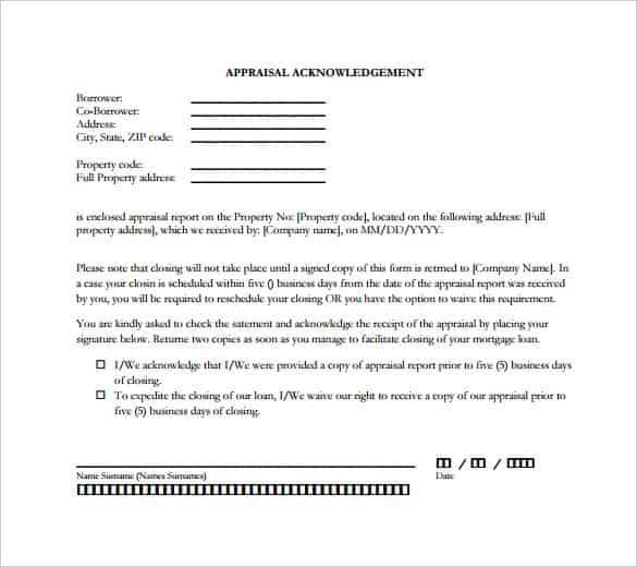 11 Donor Acknowledgement Letter Templates: 32+ Acknowledgement Letter Templates