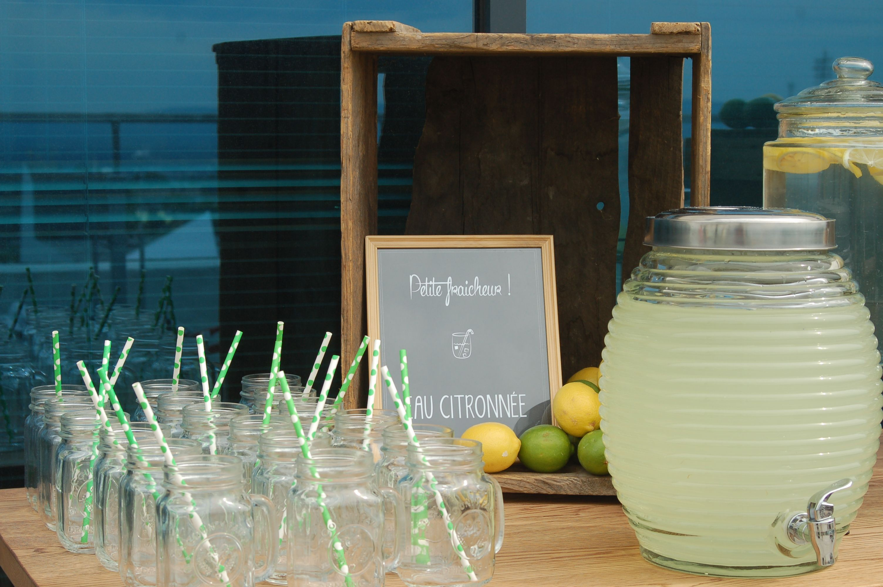 Bar à limonade / Cocktail Norton Rose