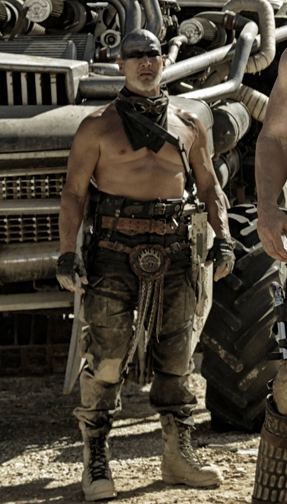 Boots Gloves And Kercheif For Iago Mad Max Fury Road Prime
