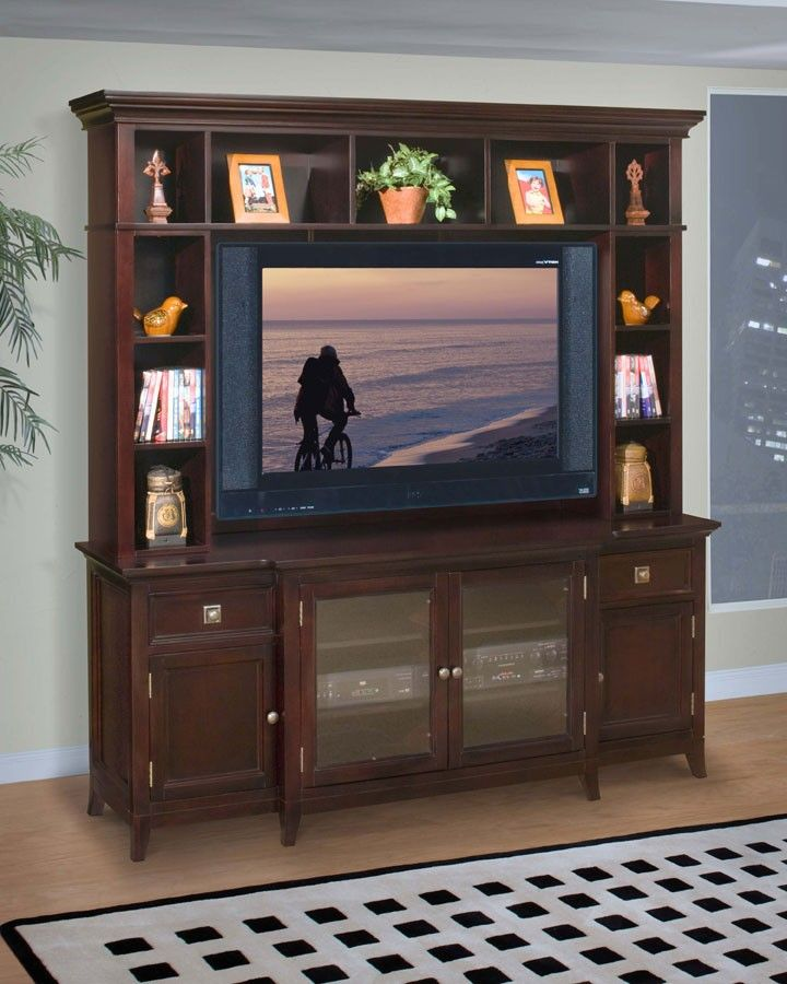 Franklin Park Wall Unit Entertainment Centers Wall