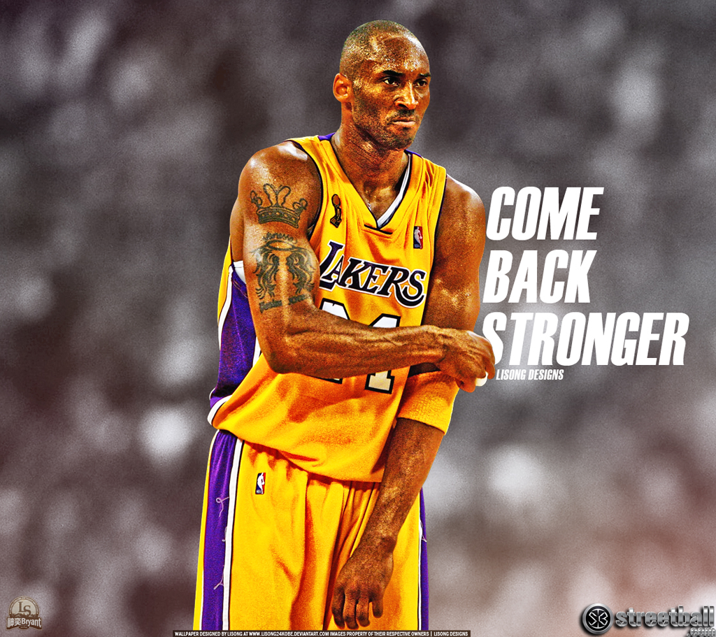 Kobe bryant lakers nba comeback wallpaper streetball kobe bryant lakers nba comeback wallpaper streetball voltagebd Image collections