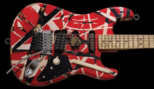 Mod Garage: The Original Eddie Van Halen Wiring - #ModGarage #Guitar