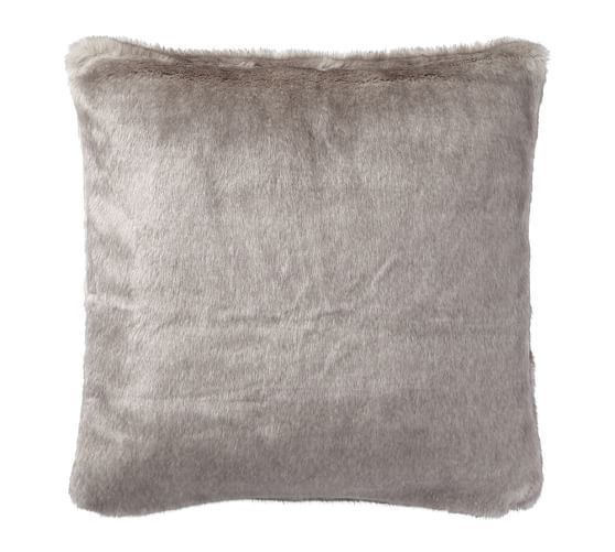 Faux Fur Chinchilla Pillow Covers Home Decor Family Room