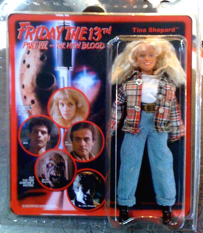 Friday The 13th Part 7 Tina