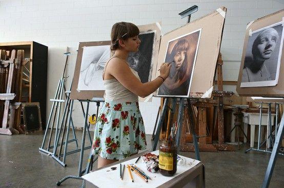 UNCSA Summer Visual Arts Intensive