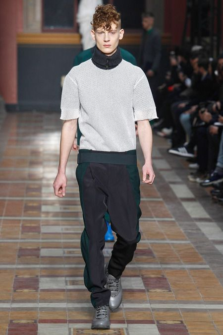 Lanvin Fall-Winter 2014 Men's Collection