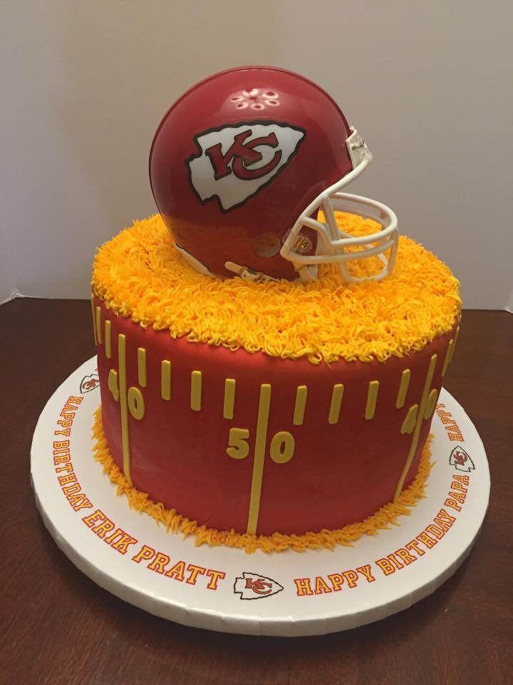 Kansas city birthday cake birthday food