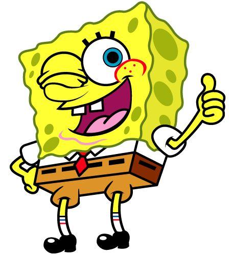 Thumbs Up To All Of U Spongebob Lovers Spongebob Spongebob Wallpaper Spongebob Painting