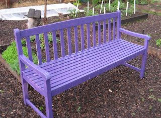 Swell May Dreams Gardens Home Of The Purple Bench Thinking I Ncnpc Chair Design For Home Ncnpcorg