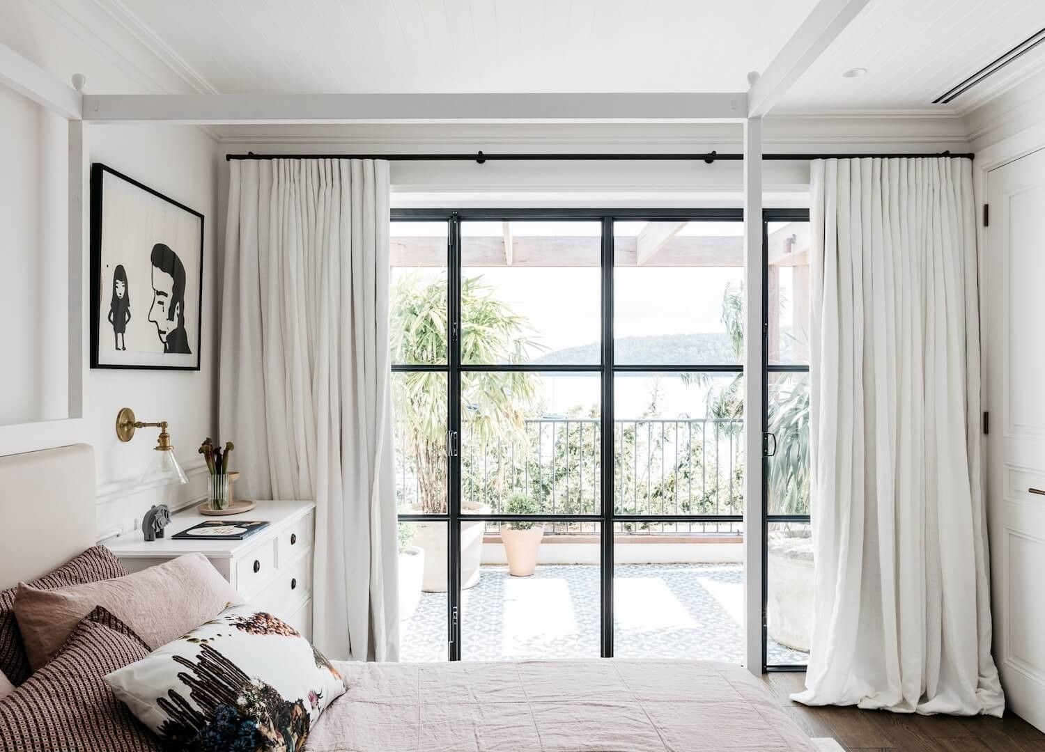 Long window over bed  pin by laura gilbert on dream home  pinterest  bedrooms
