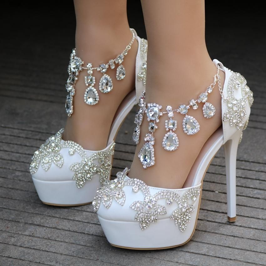 Latest Wedding Shoes Ladies Colorful Wedding Shoes Bridal Shoes Women Shoes