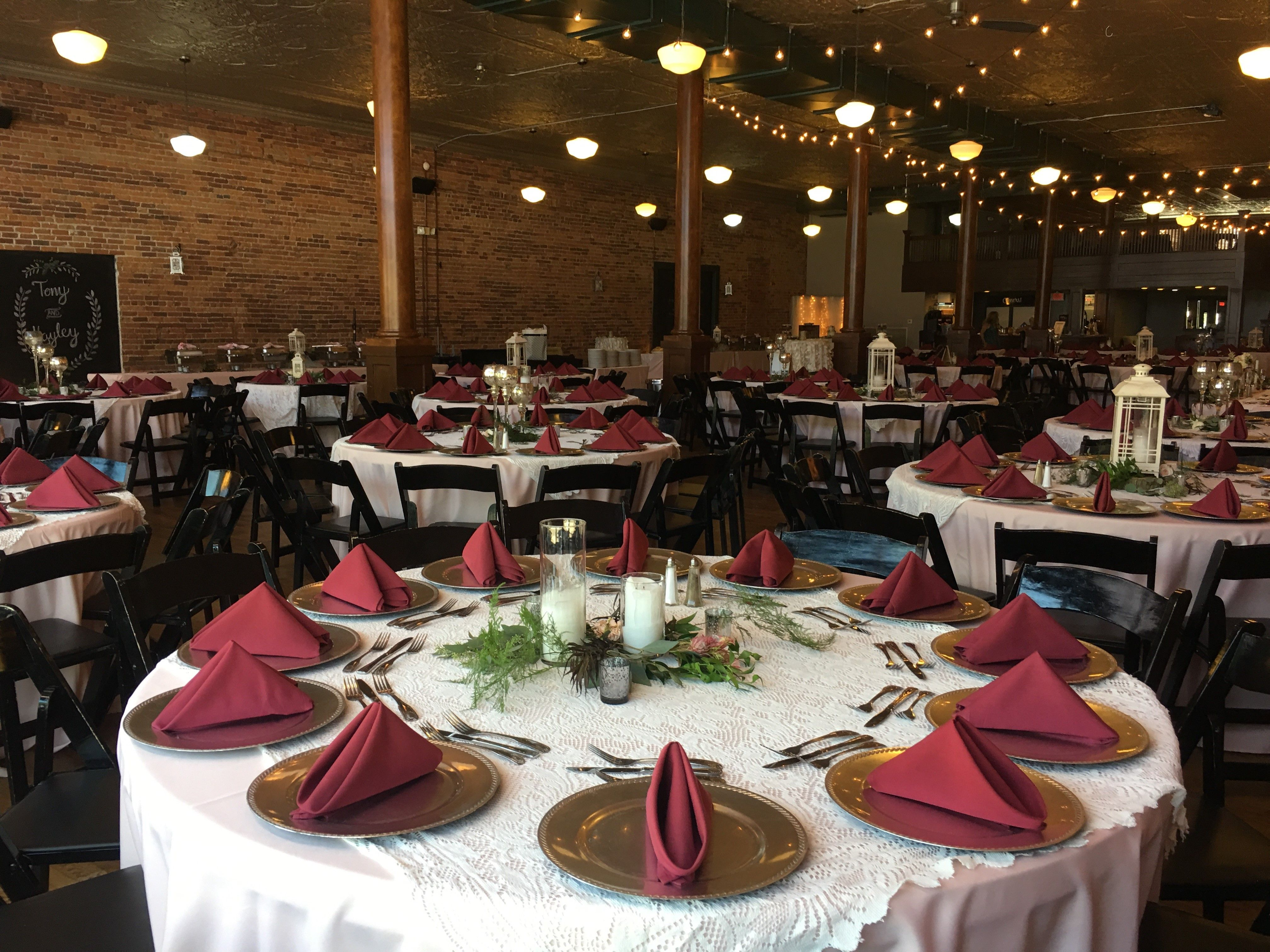 Linens, Decor, Floral, Venue, Everything