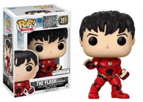 Figurine Justice League Funko Pop Flash Unmasked