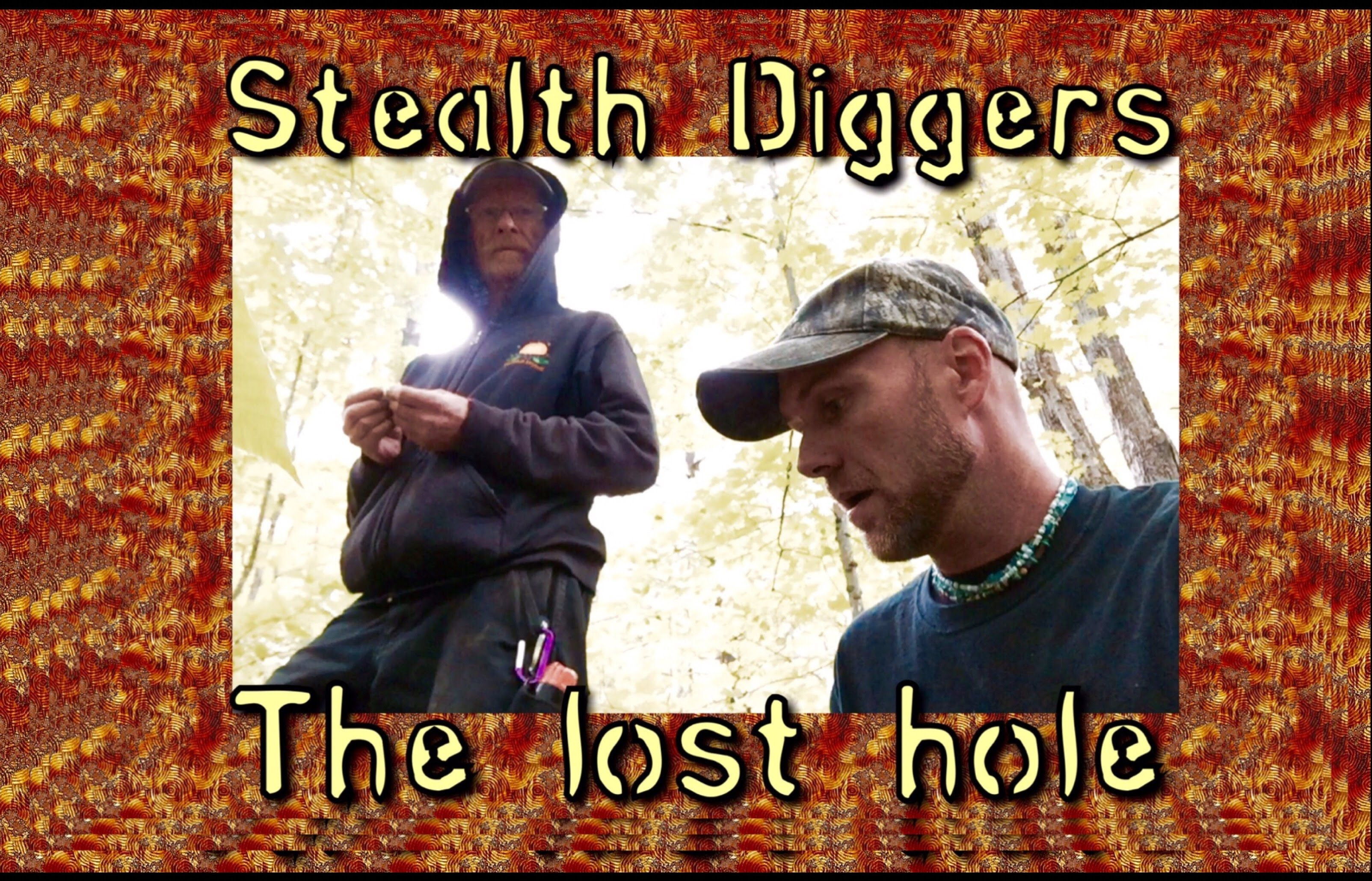 #118 The lost hole - NH metal detecting colonial cellar holes relics coi...