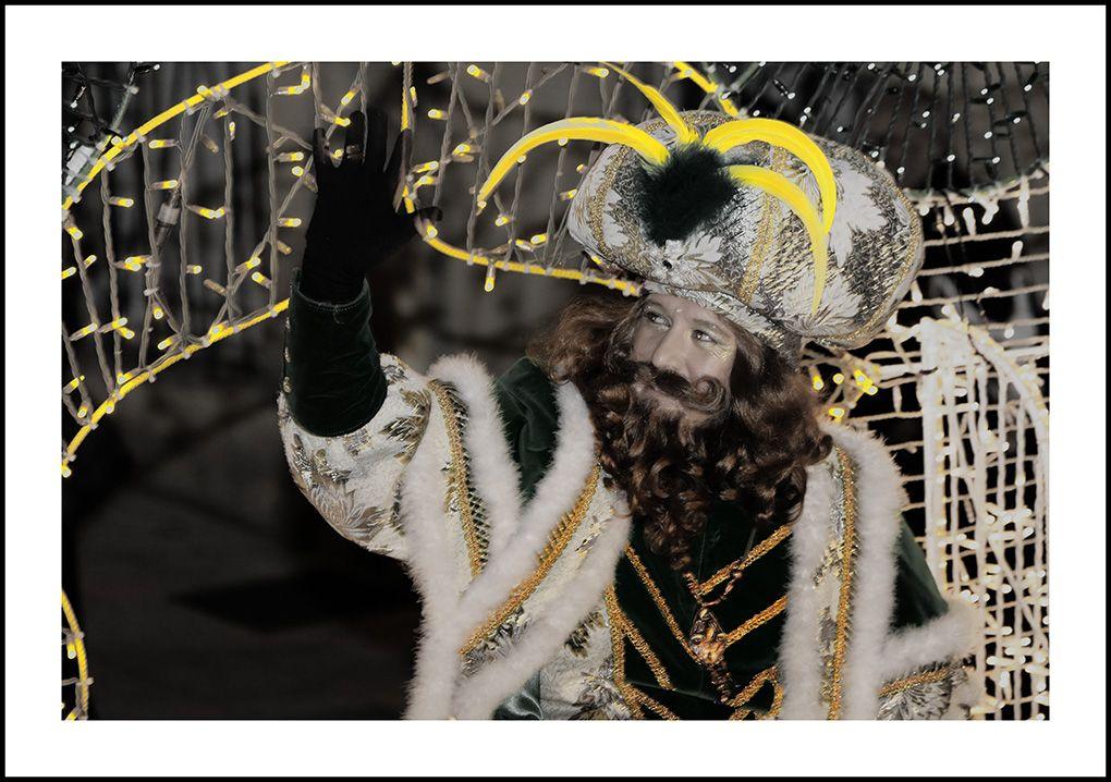 Cabalgata Reyes Magos (Cabieces)