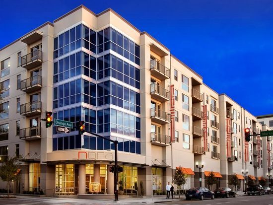 Nora Downtown Orlando Orlando Rental Apartments