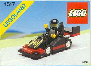 extreme police racer lego instructions