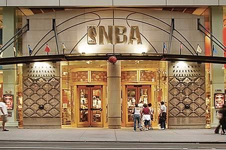 Nba Store Nyc New York Christmas New York Travel Nyc