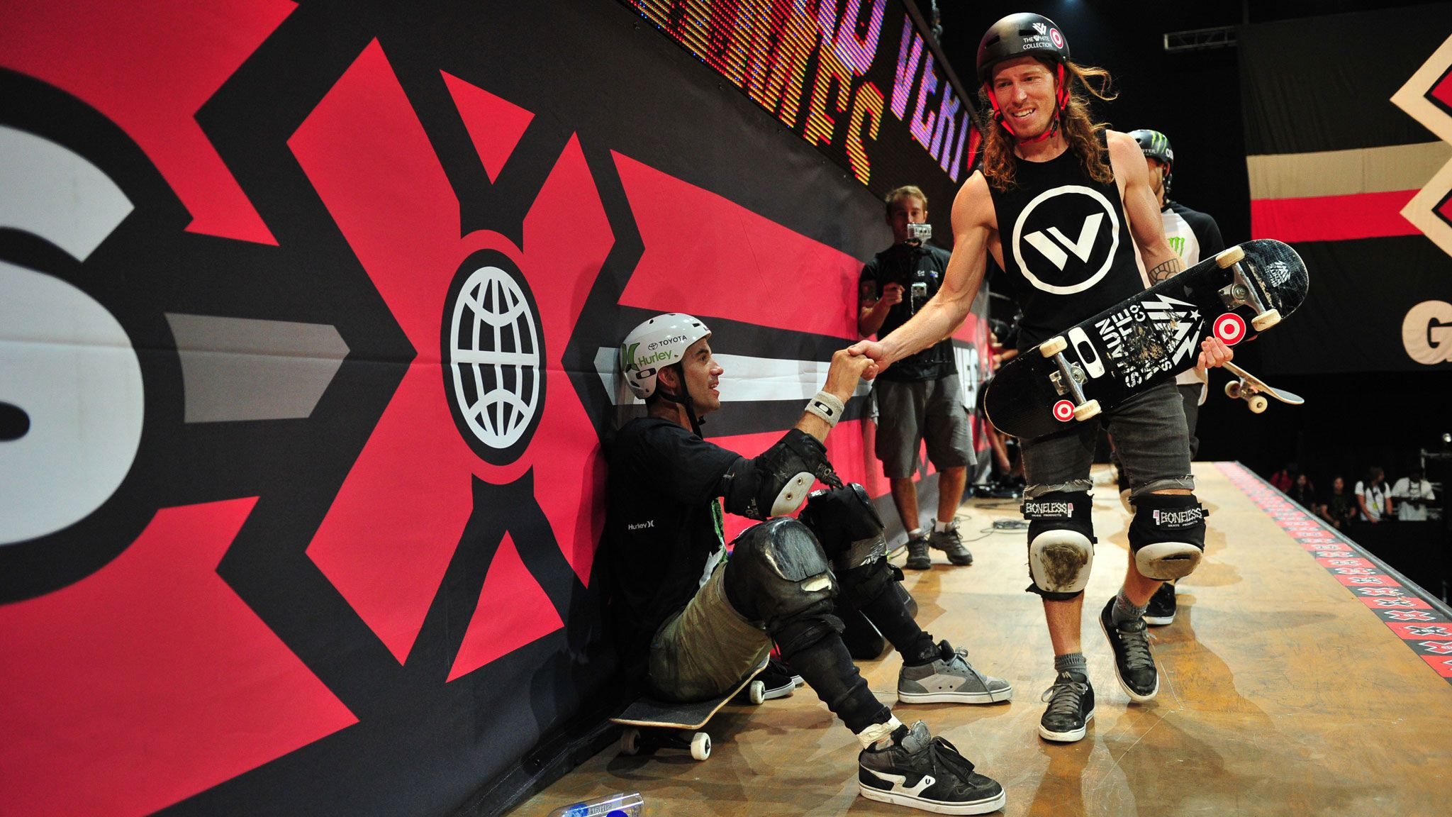 Roller skating x games - Skateboarding