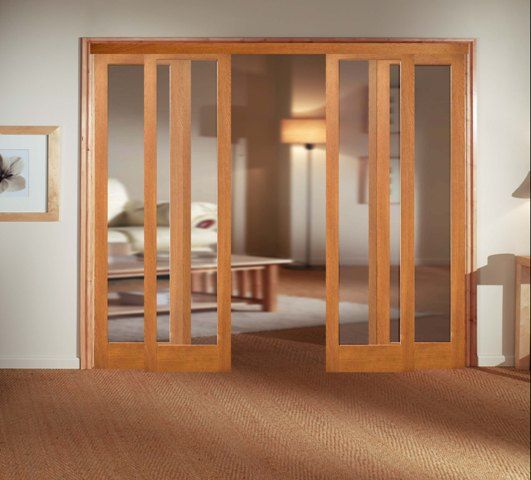 Interior french doors with different style loudey sliding for Interior sliding french doors