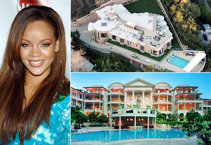 45 Impresionantes Casas De Celebridades. ¡Esperamos Que Tengan Un Muy Buen Seguro Inmobiliario! - Page 10 of 45 - Game Of Glam