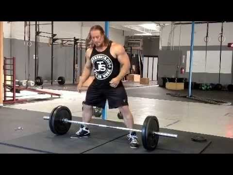 Jtsstrengthcom 3 Common Mistakes In The Sumo Deadlift With Dan