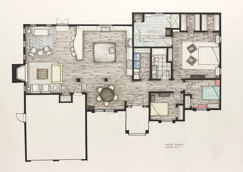 Villa Interior Design Plans With Architecture 345hornungsp13 Floor