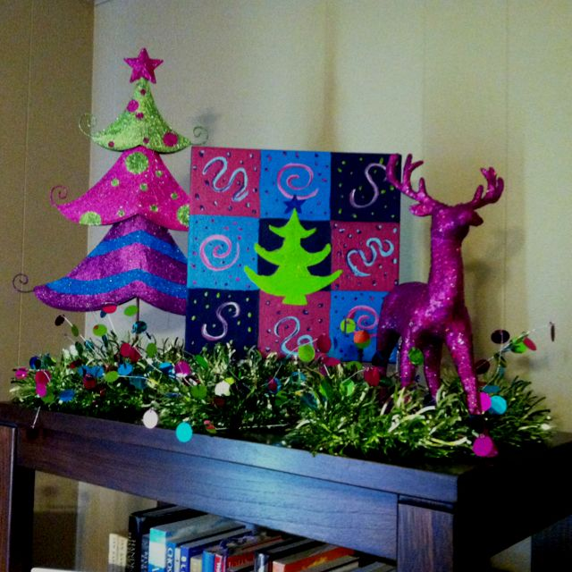 Christmas Decorations Hobby Lobby: A Hobby Lobby / Target Whimsical Christmas