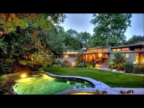 dekorasi taman rumah modern bergaya minimalis | rumah