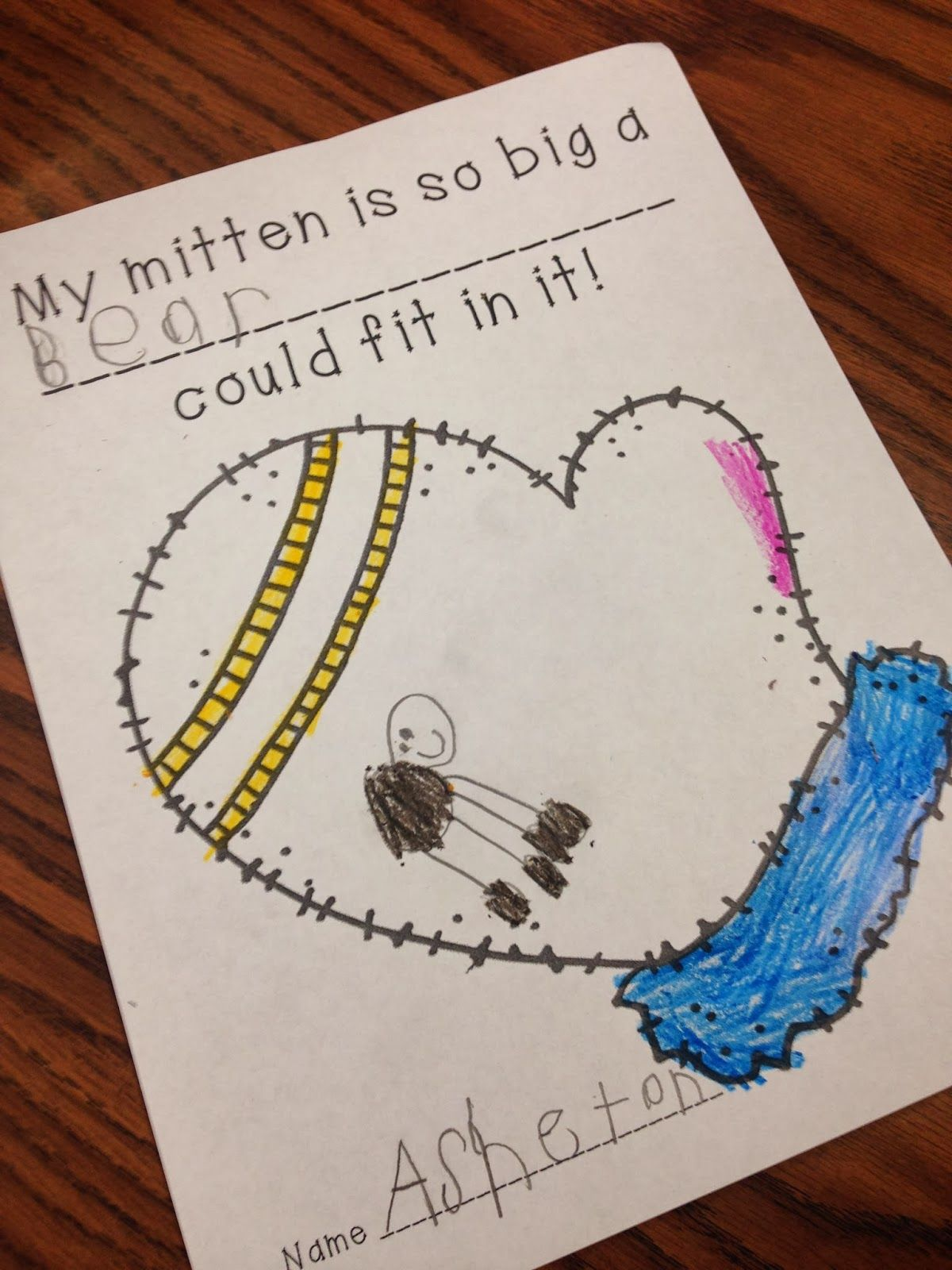 Teaching With The Mitten By Jan Brett