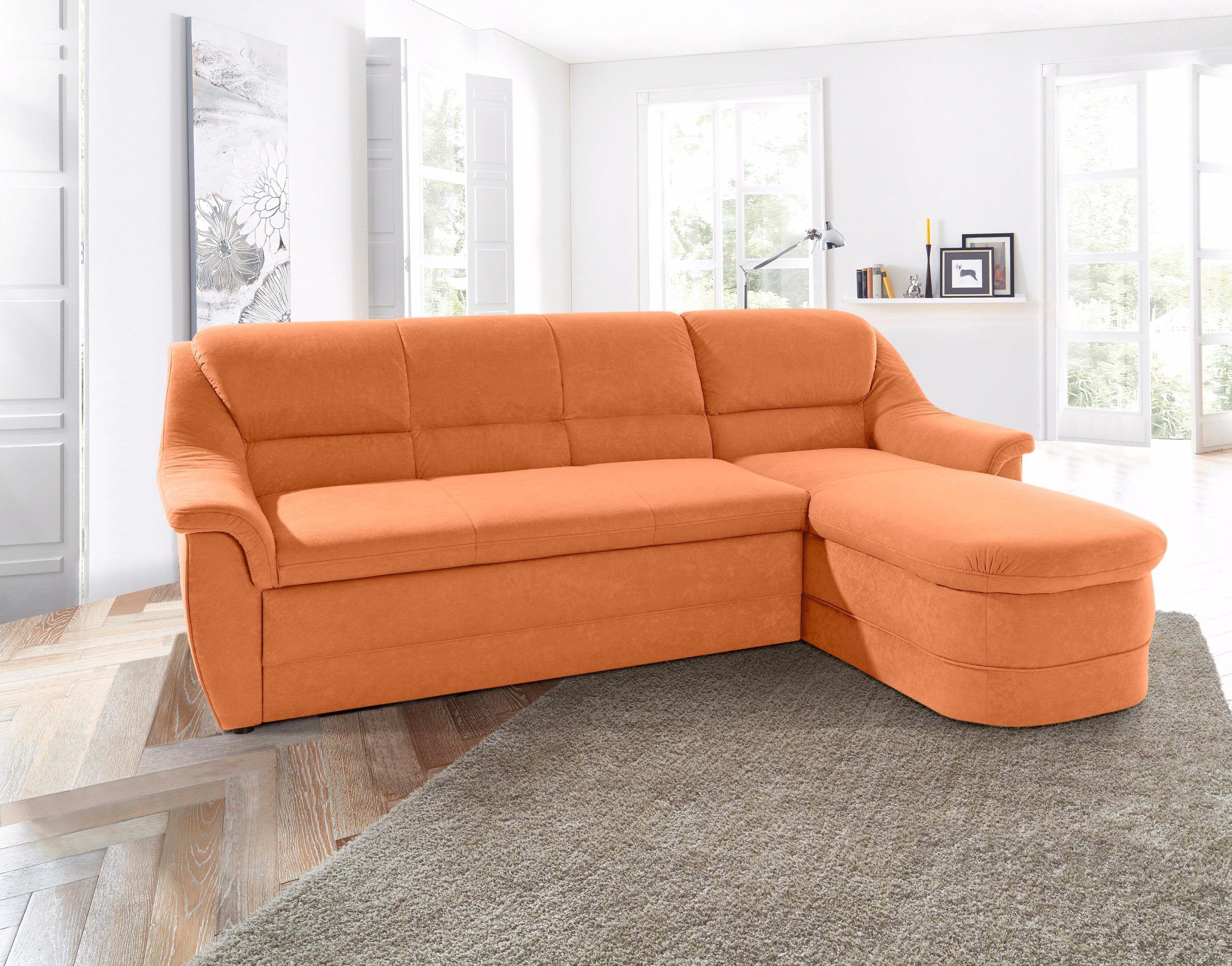 Wohnzimmer sofas ecksofa braun diapers