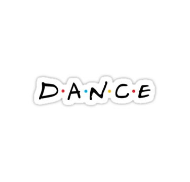 Dance Sticker By Scotttoddy Dance Wallpaper Dance Logo Dance Background