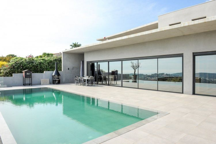 Vente Villa Contemporaine 6 Pieces 150 M2 Vue Mer Ollioules